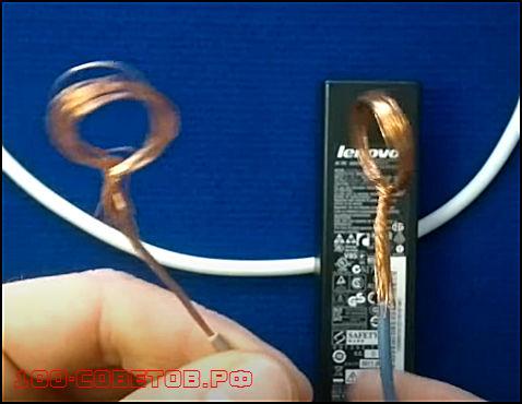 Как зарядить АКБ авто от блок питания ноутбука, схема