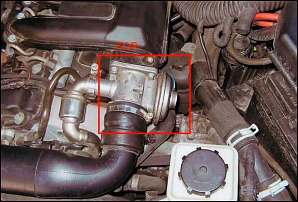 Нужно ли глушить клапан EGR на авто?