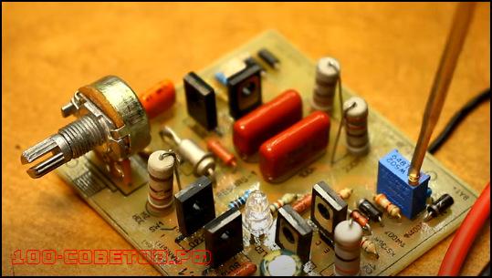 Мощное, автоматическое, зарядное устройство для авто