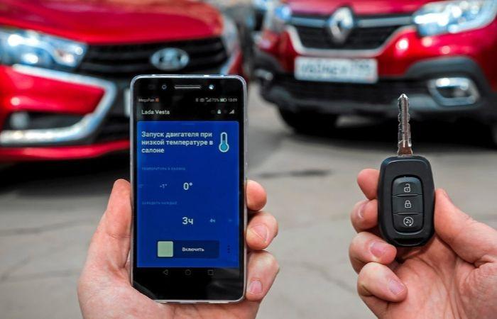 Выбор системы автозапуска без сигнализации