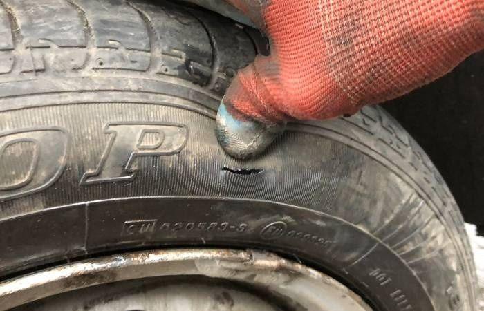 боковые порезы на шинах