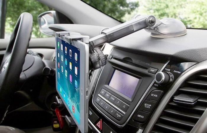 планшет для автомобиля
