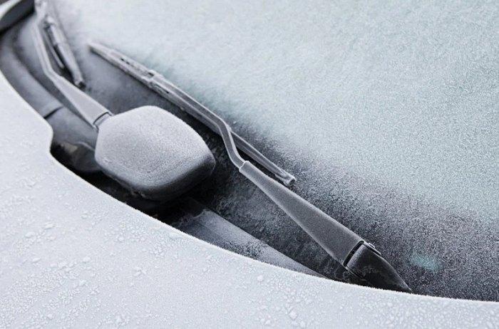 как работает датчик дождя на автомобиле