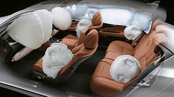 Подушки безопасности. Ремонт и восстановление Airbag