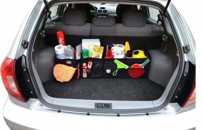 Как самостоятельно сделать органайзер для багажника: оригинальные идеи