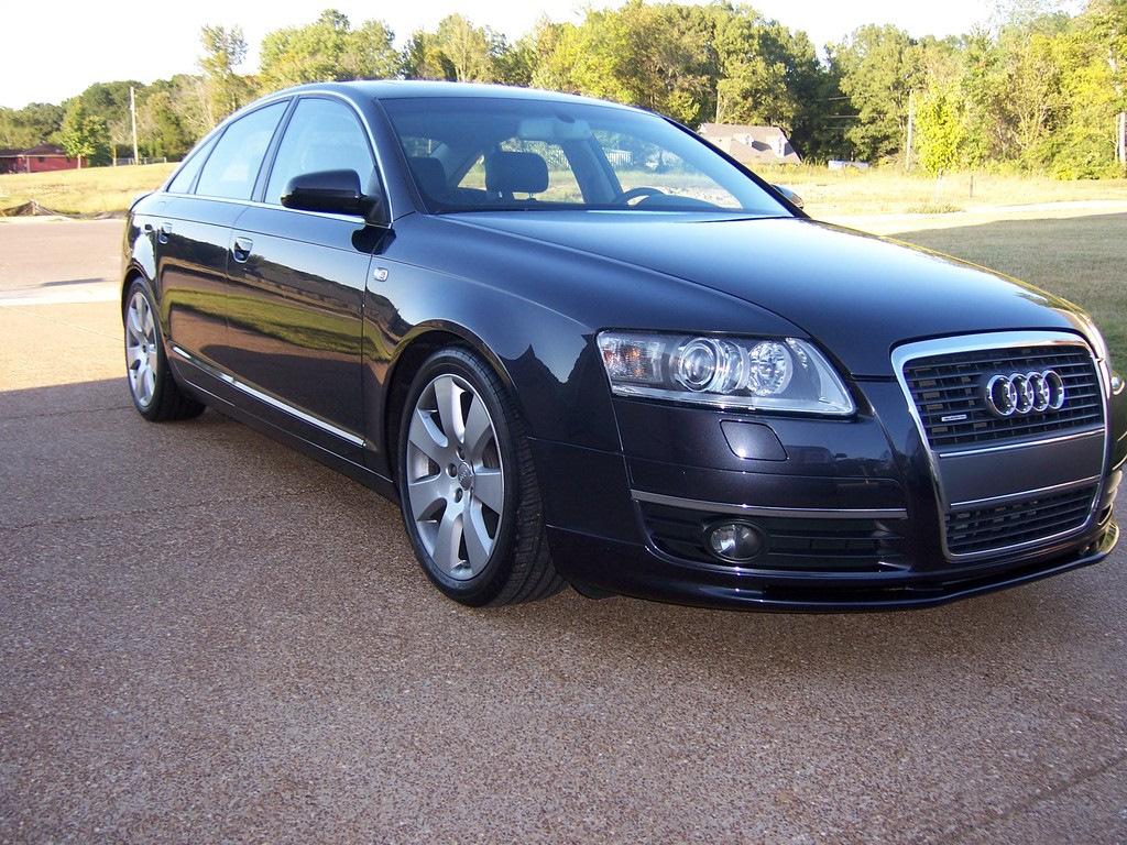 Особенность автомобиля Audi A6.