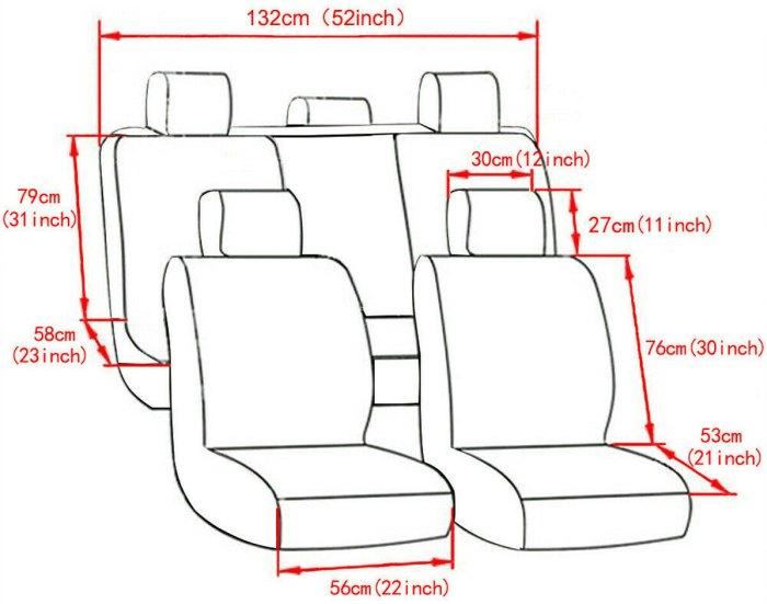 перетяжка автомобильных сидений