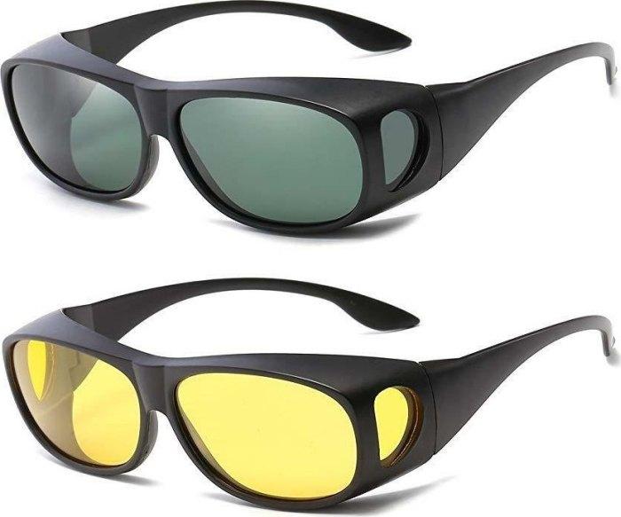 поляризационные очки набор