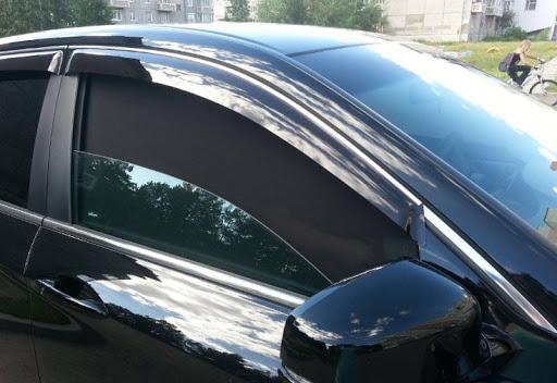 Как и какие солнцезащитные шторки выбрать для автомобиля