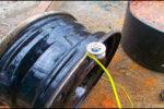 Чистка от ржавчины электролизным способом