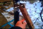 Шиномонтаж из хлама для гаража своими руками