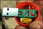 USB зажигалка своими руками