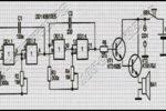 Ультразвуковой генератор для отпугивания собак