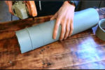 Оригинальный органайзер для метизов в гараж своими руками