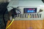 Зарядное устройство из БП от компьютера